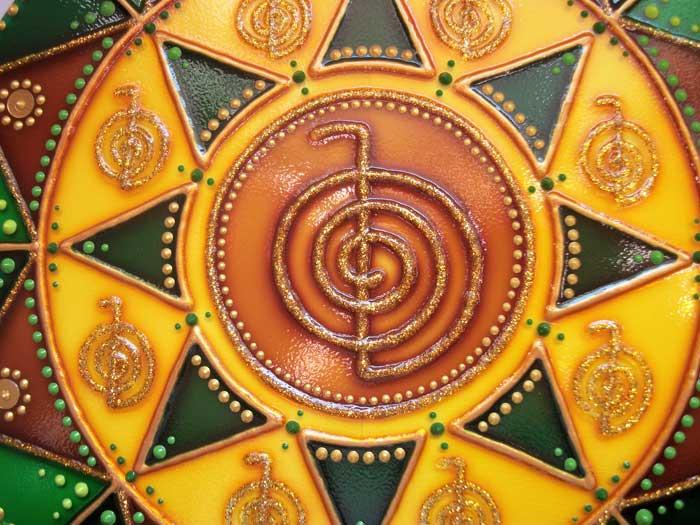 CHO-KU-REI amuleto