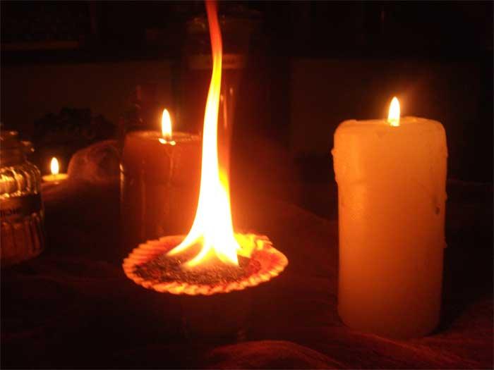 Rituales Inciensos Aceites Polvos Jabones y Sahumerios
