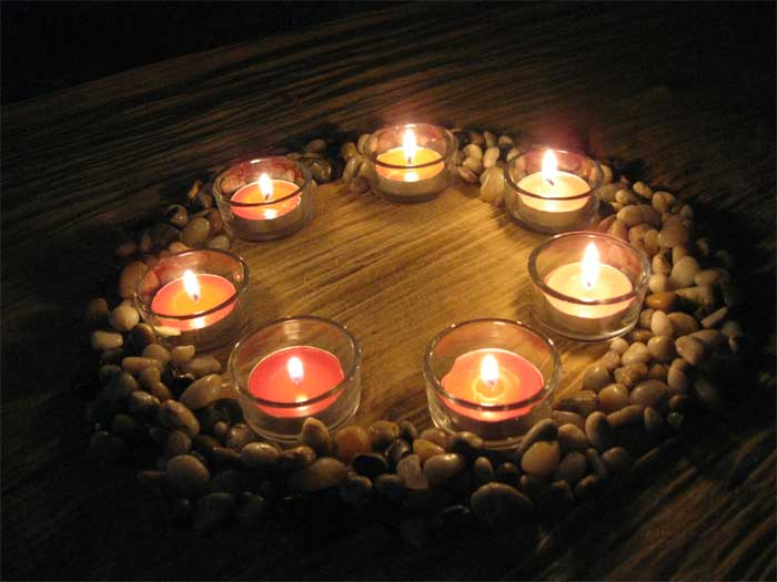 consejos para hacer rituales con velas