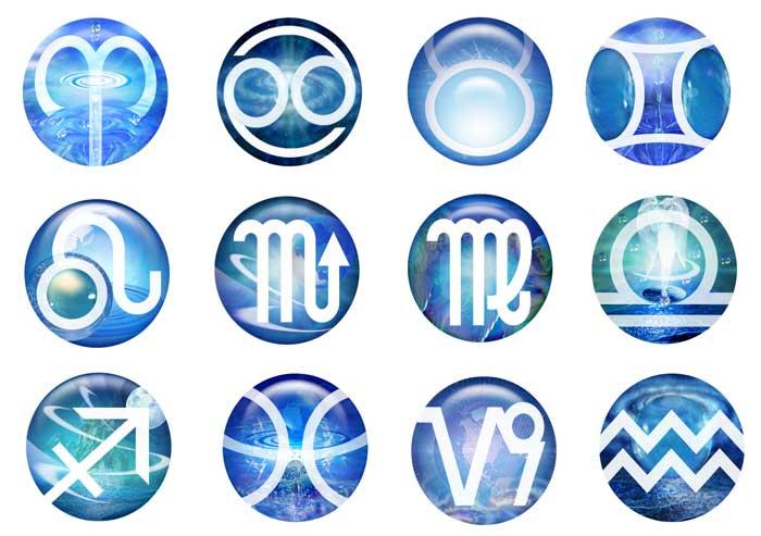 velas y signos del zodiaco